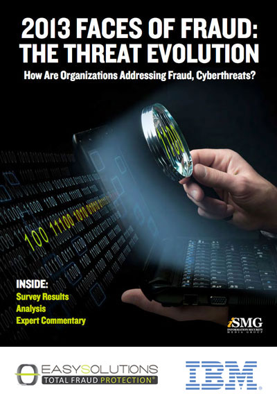 2013 Faces of Fraud: The Threat Evolution