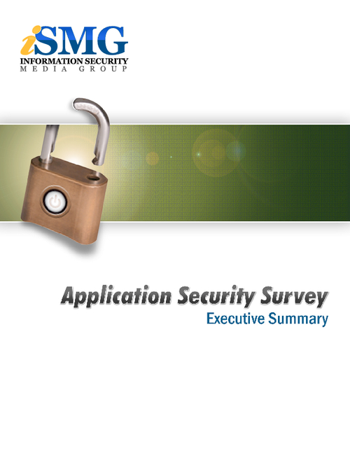 Application Security Survey Results: Executive Summary
