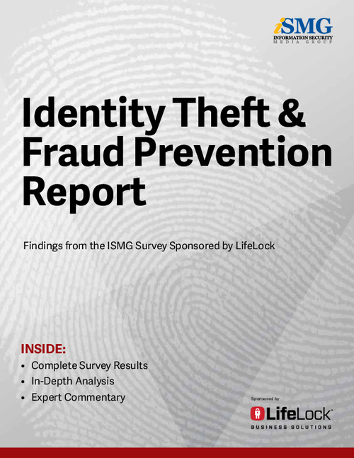 Identity Theft & Fraud Prevention Report