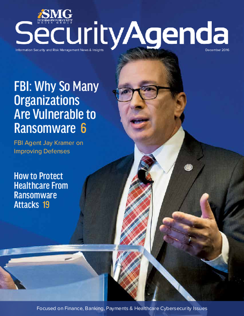 Security Agenda - December 2016