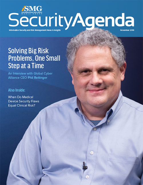 Security Agenda - November 2016